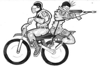 Hamsa Bike 2