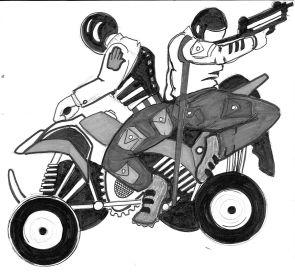 Hamsa Bike 3