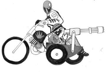Hamsa Bike 6