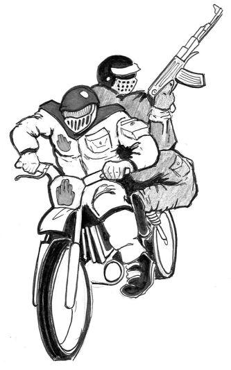 Hamsa Bike